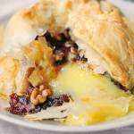 Phyllo Baked Brie