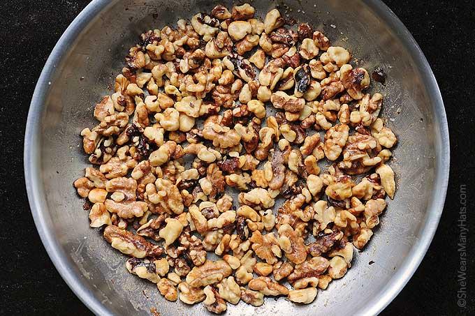 toasted walnuts recipe
