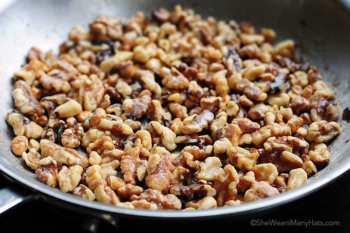 easy toasted nuts