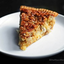 Almond Oatmeal Cheesecake