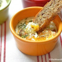 Baked Eggs Recipe