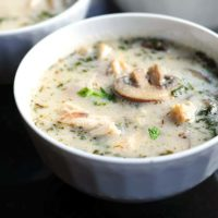 Coconut Chicken Soup Recipe
