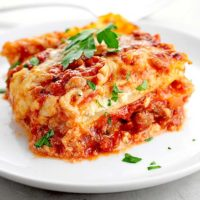 Perfect Lasagna Recipe