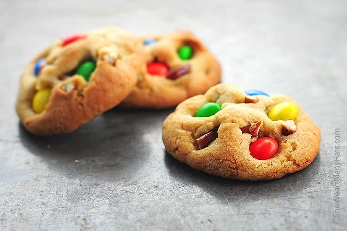 Mm cookies recipe
