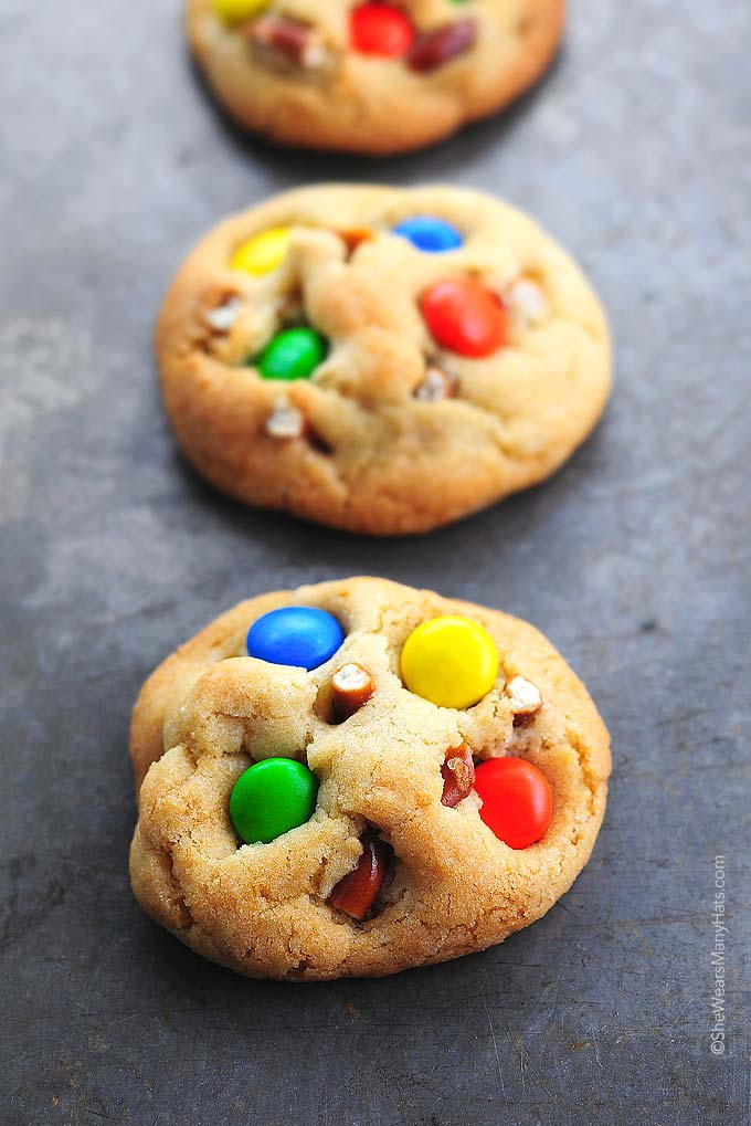 how to make salty cookies