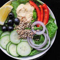 Easy Healthy Power Salad Recipe