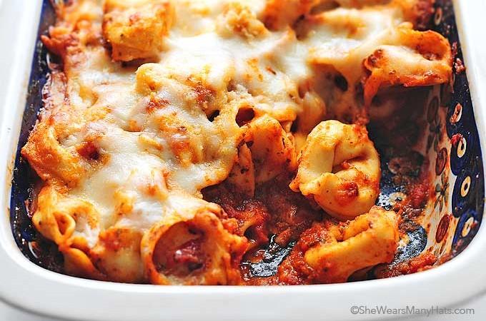 Easy Tortellini Recipe