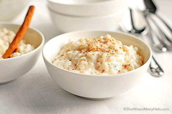 A simple Arroz Con Leche Recipe, a Spanish rice pudding, is so easy, yet so satisfying.