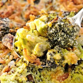 Cheese Broccoli Casserole Recipe