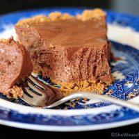 Chocolate Candy Bar Pie Recipe