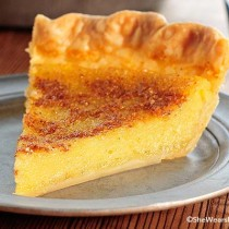 Chess Pie is a simple Southern pie recipe with outstanding results.