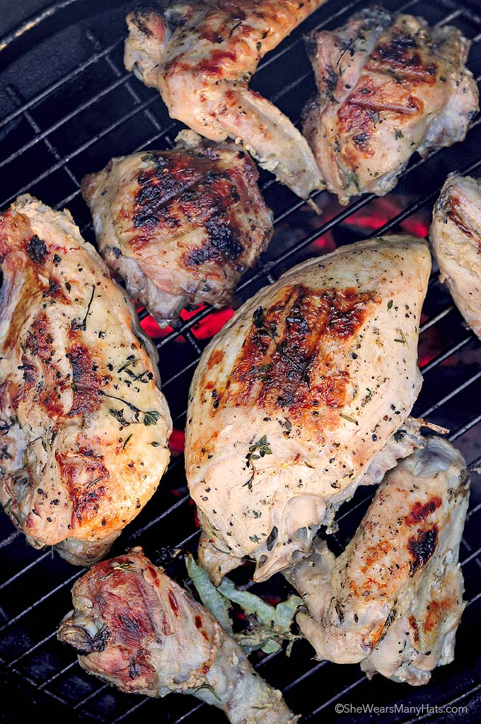 If oven space is an issue these helpful details on how to cook a turkey on a grill may be just what you're looking for. It's quick and easy too!