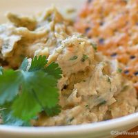 White Bean Spread with Roasted Garlic