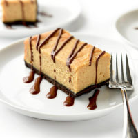 Chocolate Peanut Butter Cheesecake Bars Recipe
