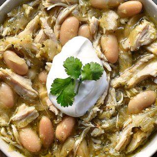 Verde Chicken Soup Recipe