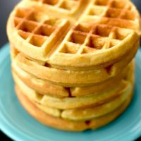 Beer Cornbread Waffles Recipe