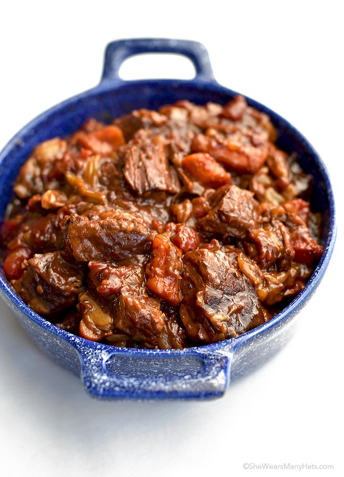 Guinness Beef Stew Recipe She Wears Many Hats