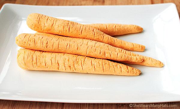 cheese carrots recipe