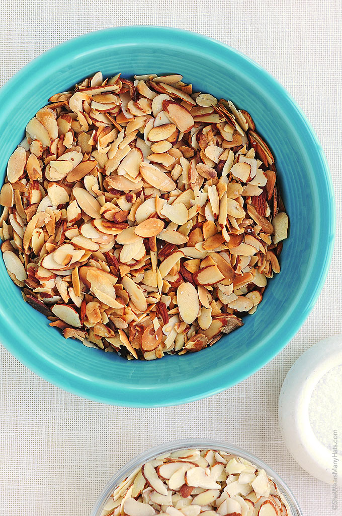 Easy Toasted Almonds Recipe