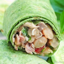 White Bean Wrap Recipe