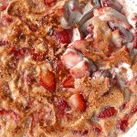 Brûléed Strawberries and Cream
