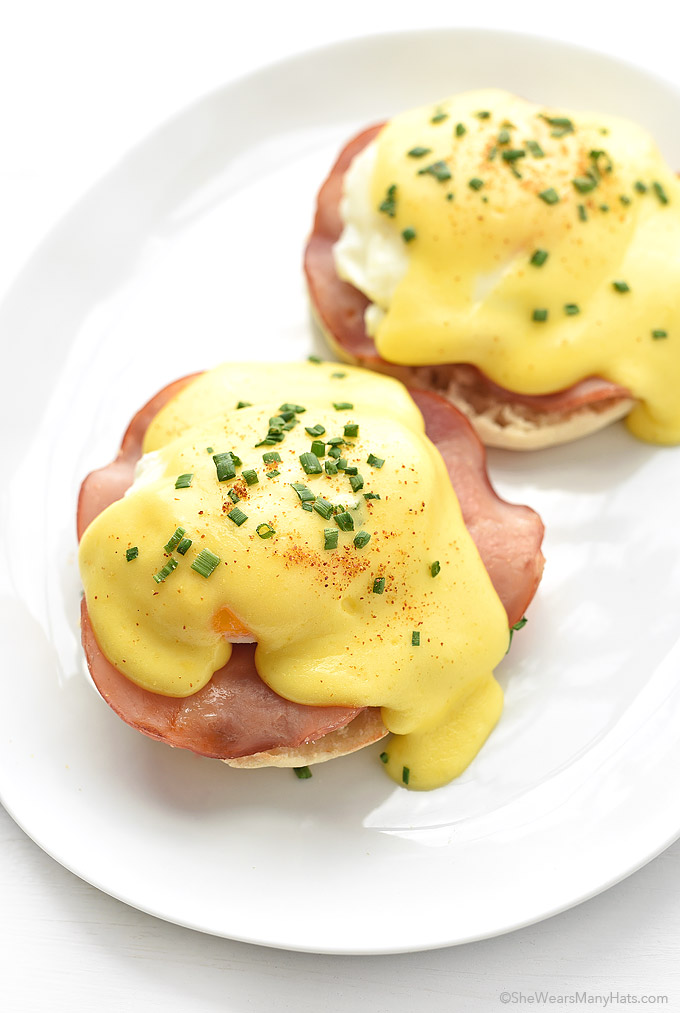 Eggs Benedict Recipe | She Wears Many Hats