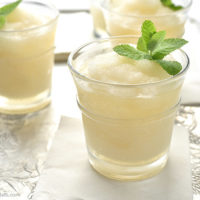 Frozen Mint Julep Recipe