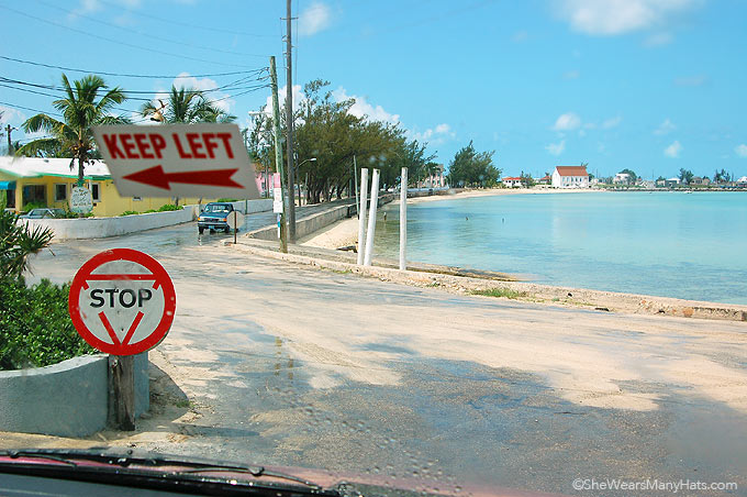 driving in the bahamas