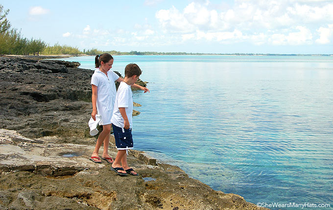Eleuthera Bahamas Family Travel