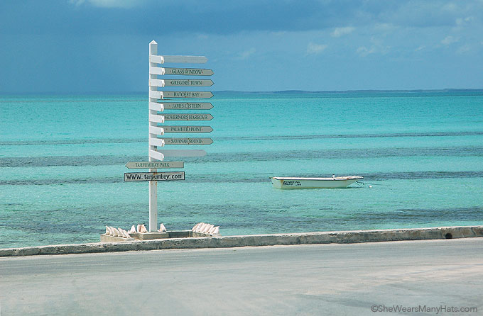 Can You Rent A Car At  In The Bahamas