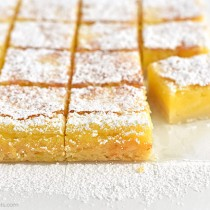 Lemon Bars Recipe