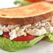 Lemon Chicken Salad Recipe