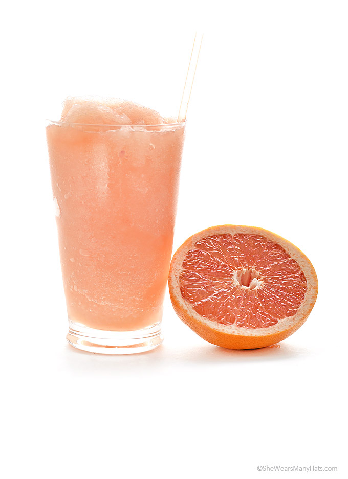 Grapefruit Slush