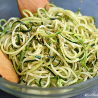 Sesame Zoodles Recipe