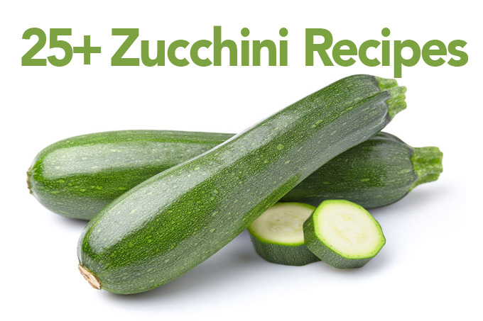 Over 25 Zucchini Recipes shewearsmanyhats.com