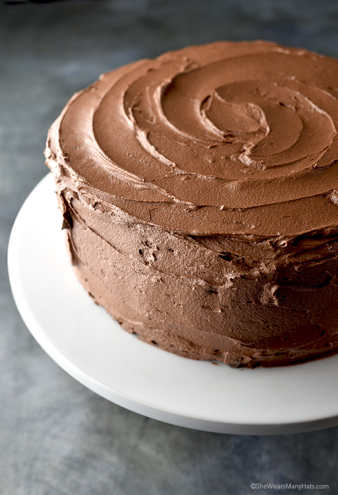 Chocolate Cake Frosting Recipe Without Butter