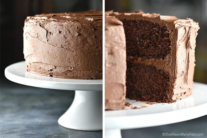 German Chocolate Cake Icing Martha Stewart