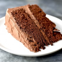 Perfect Chocolate Cake Recipe from shewearsmanyhats.com