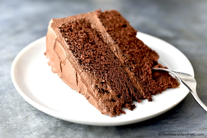 Dense Chocolate Cake Recipe From Scratch