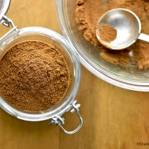 Homemade Pumpkin Pie Spice from shewearsmanyhats.com