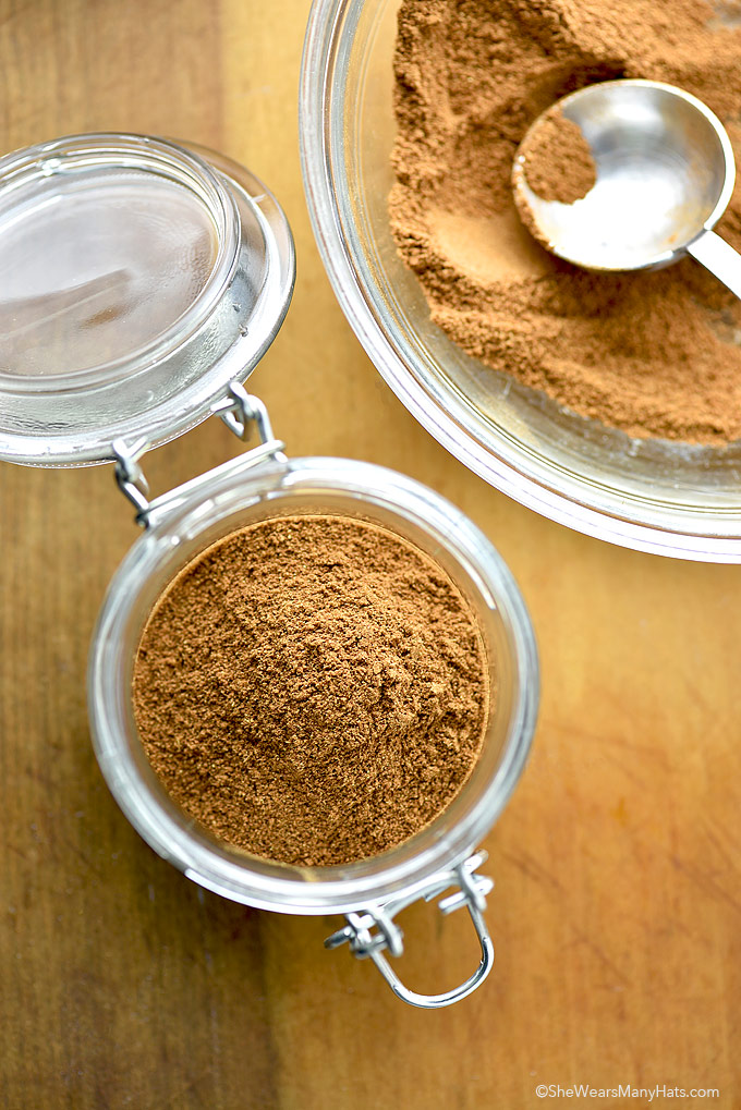 Make this Pumpkin Pie Spice Recipe in no time at all to use in all of ...