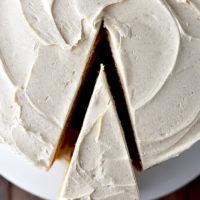 Cinnamon Honey Buttercream Frosting Recipe