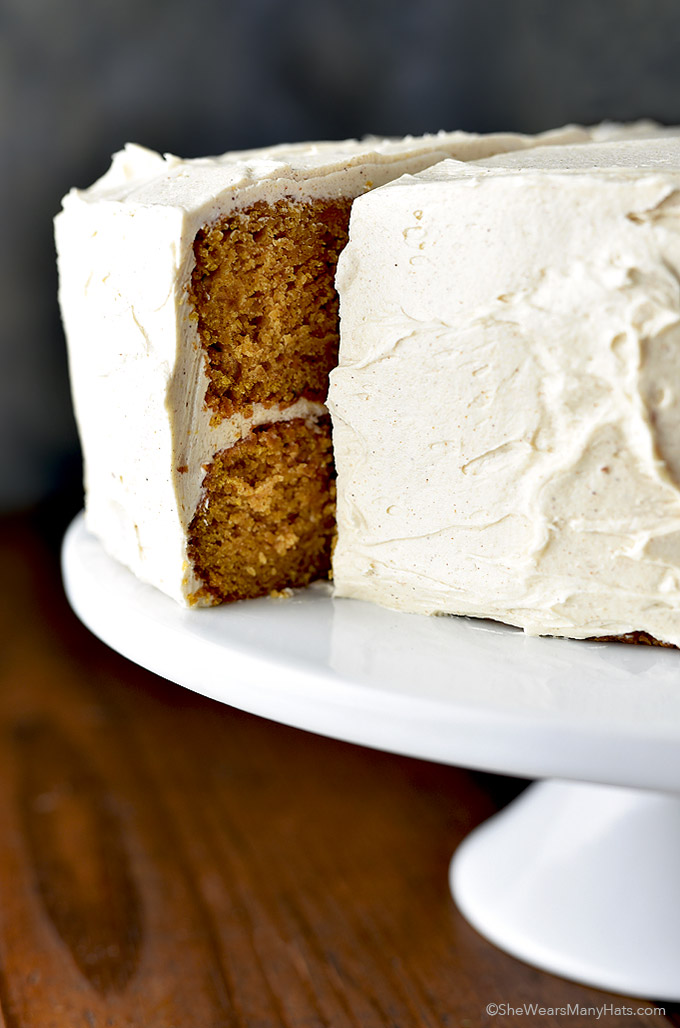 Southern Sweet Potato Cake Recipe | She Wears Many Hats