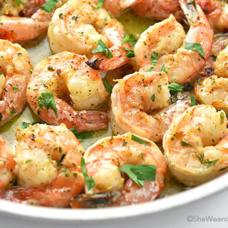 Easy Delicious Garlic Shrimp Recipe