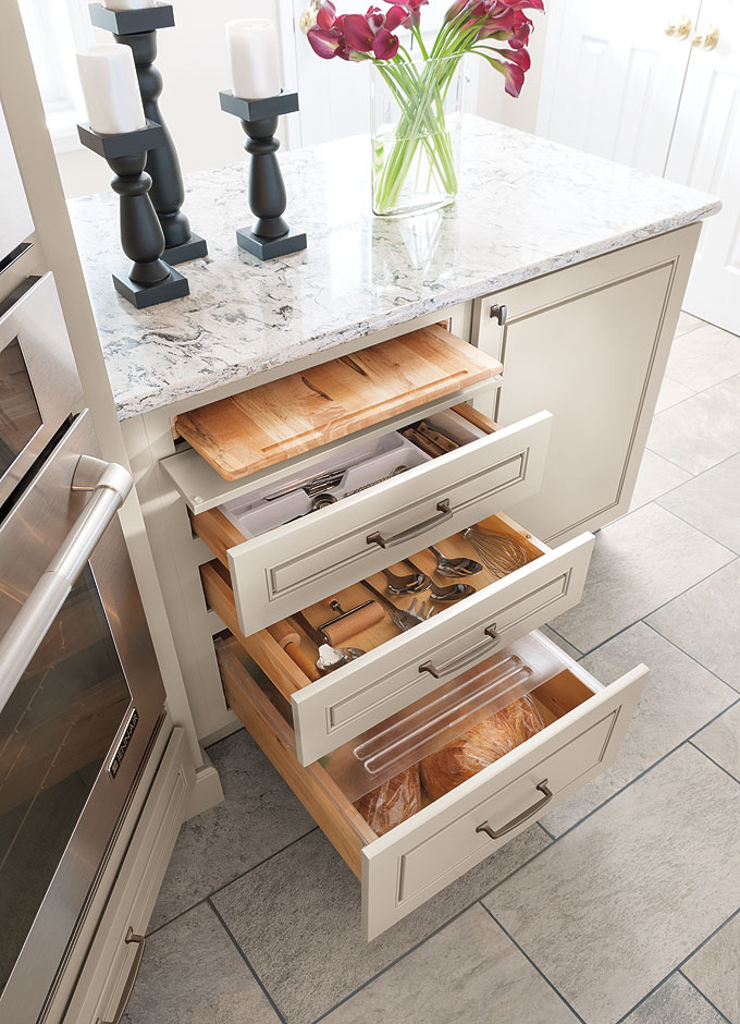 Image Result For Kitchen Cabinets Vs Drawers