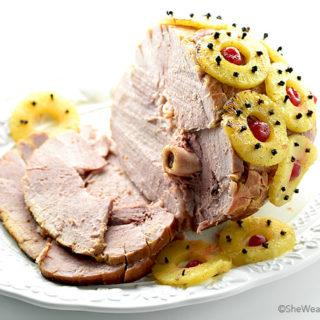 Classic Glazed Ham Recipe