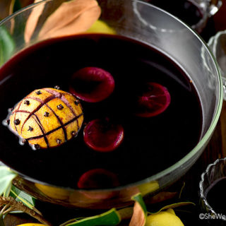 Holiday Mulled Wine Recipe