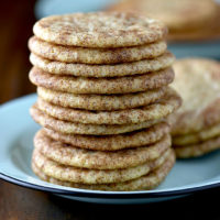 Snickerdoodles Cookie Recipe