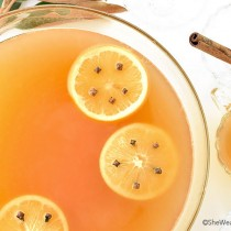 Easy Wassail Recipe