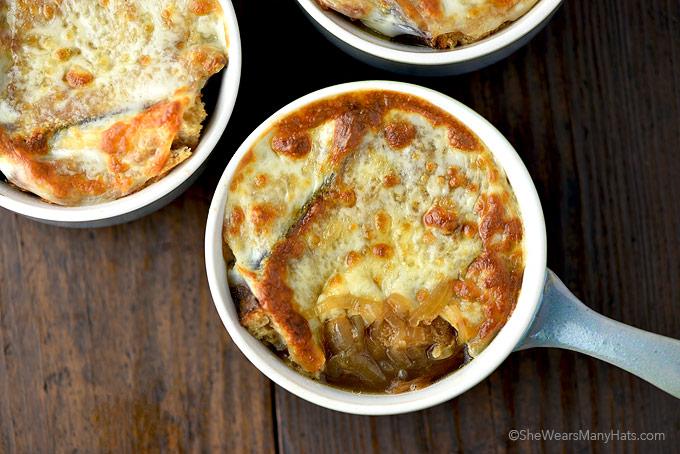 Quick easy onion soup recipes